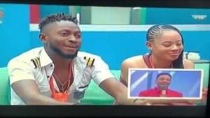 Video: BB Naija: Miracle - Nina Is My Bae, I Have Feelings For Her